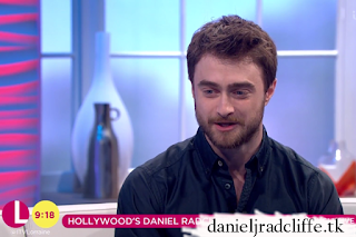 Daniel Radcliffe on Lorraine