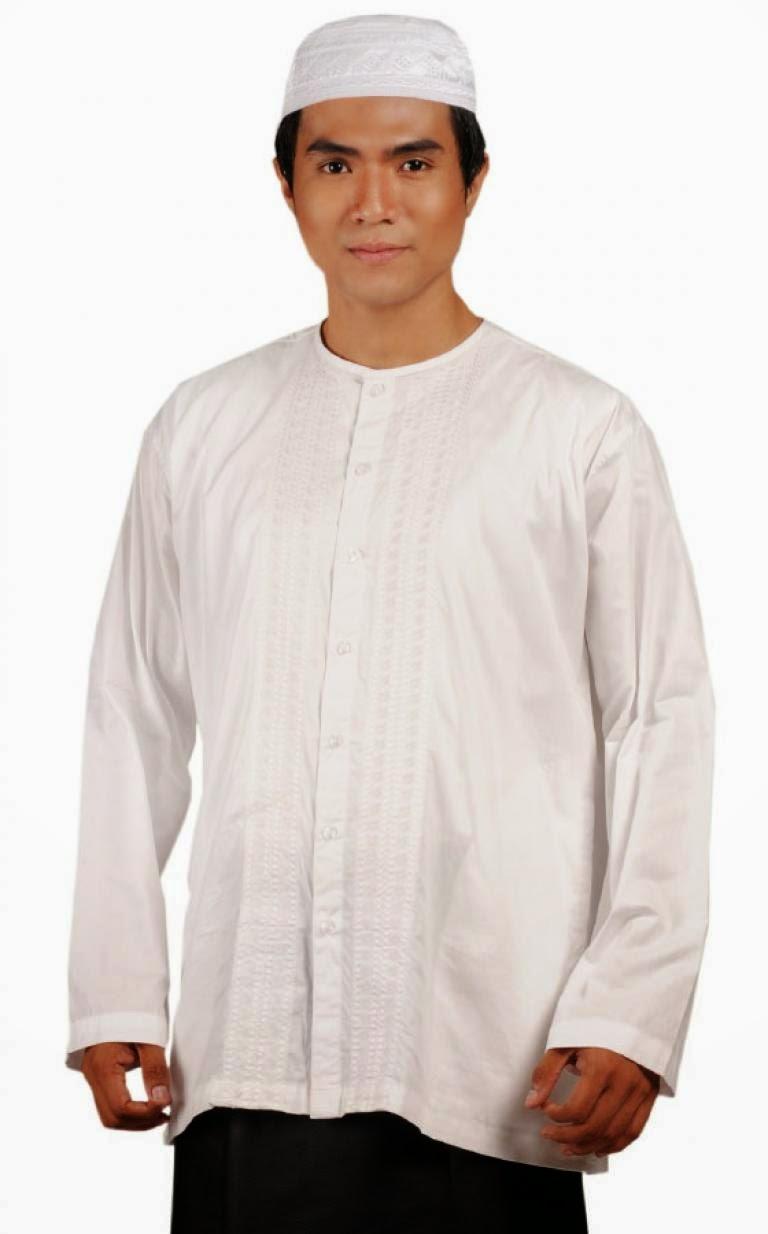 Contoh Baju Muslim Laki-Laki Paling Populer