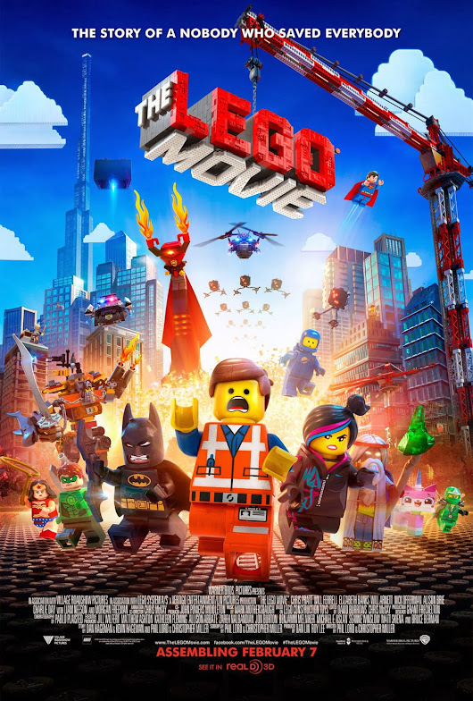 "THE LEGO® MOVIE ""Prize Pack"" Sweepstakes"