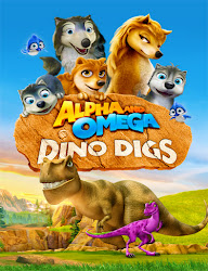pelicula Alpha and Omega: Dino Digs (2016)