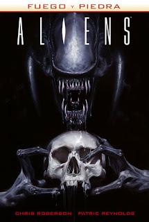 Aliens- Fuego y Piedra- Norma Editorial Junio 2017