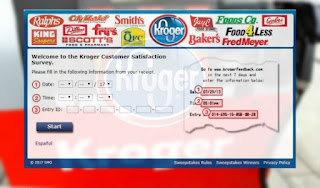 www.krogerfeedback.com-Kroger-feedabck-fuel-points