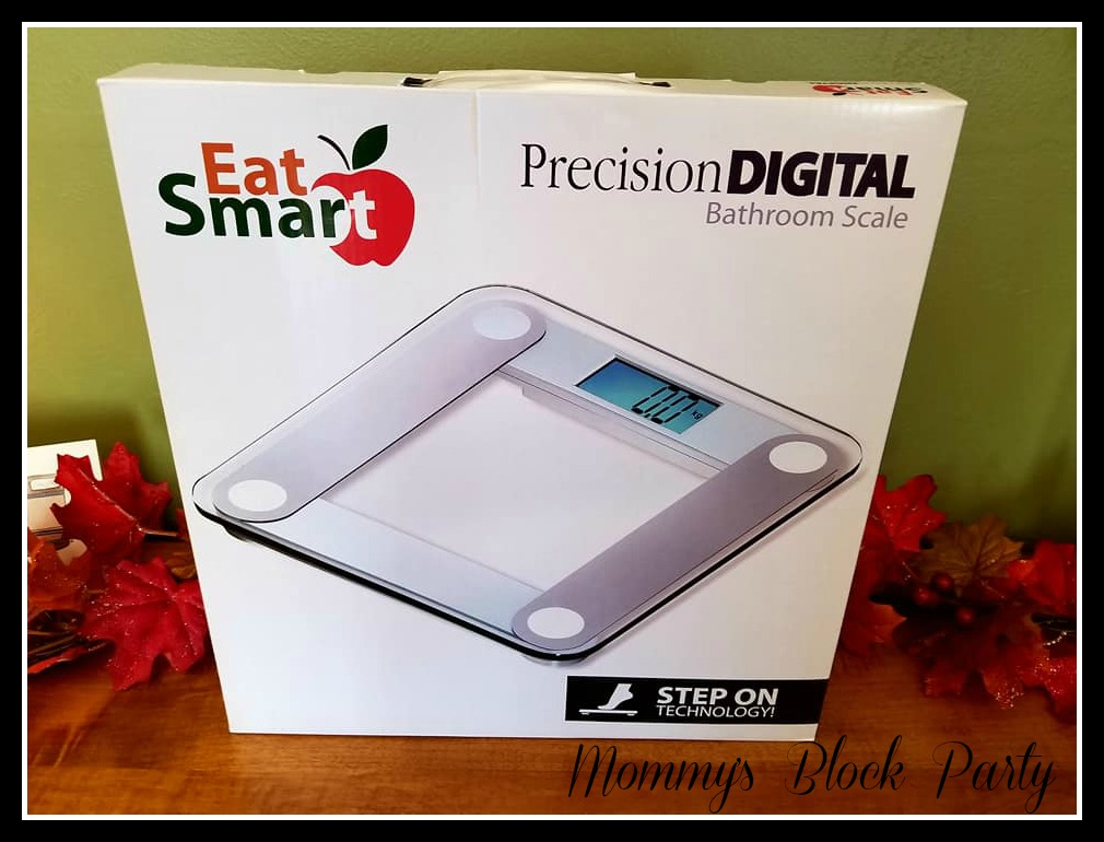 maintain your goal weight with the eatsmart precision digital scale giveaway mbphgg17 - Eatsmart Precision Digital Bathroom Scale