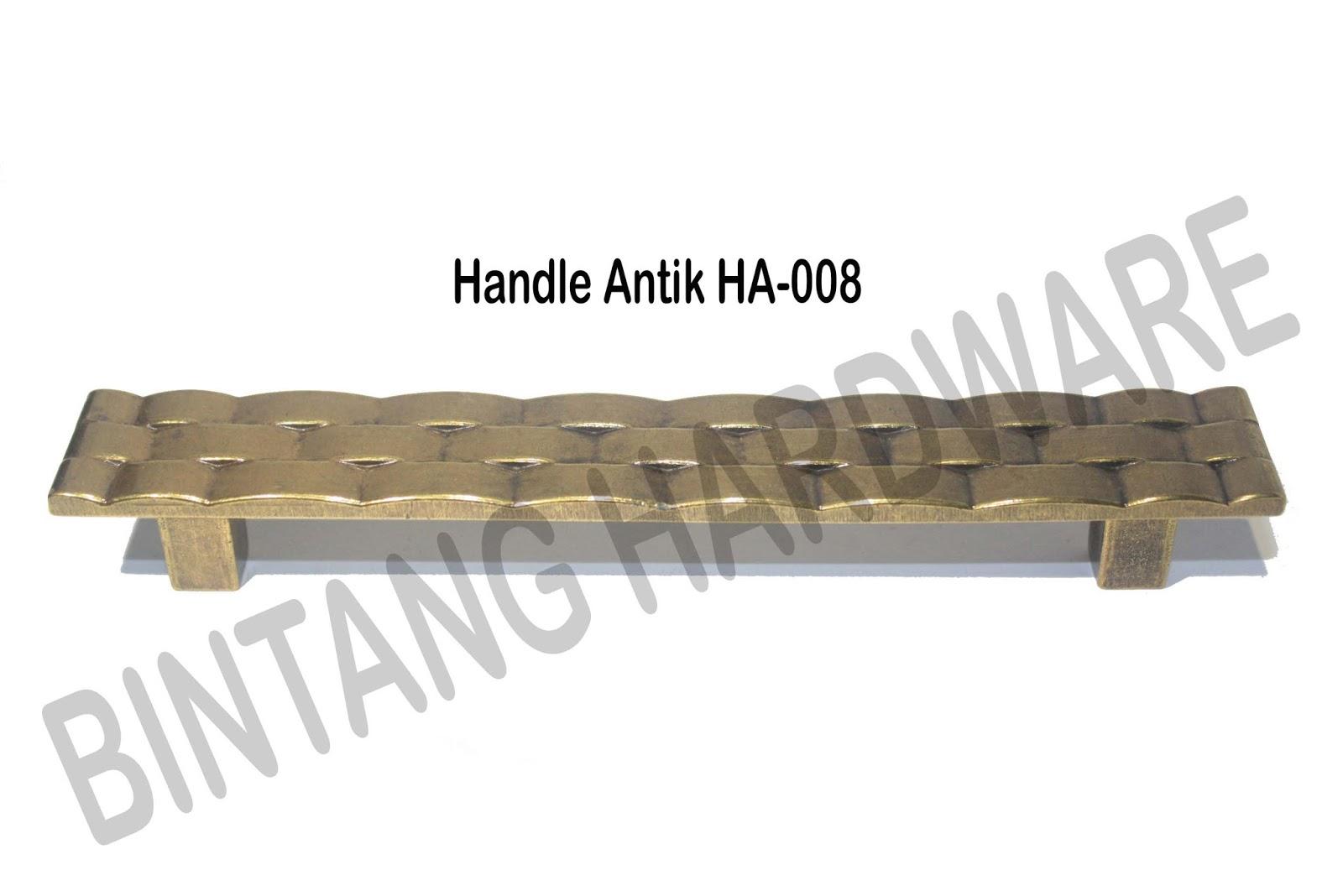 Jual Handle Antik Ha 008 Bintang Hardware Jual Hardware Furniture Fittings Online