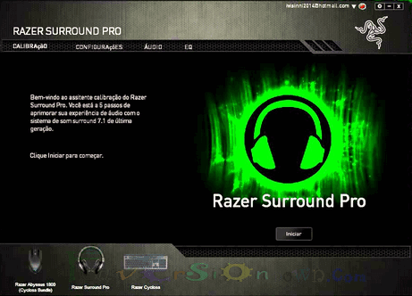 Razer Surround Pro 7.1 v2.0 Full Version