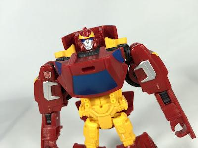 transformers Rodimus head