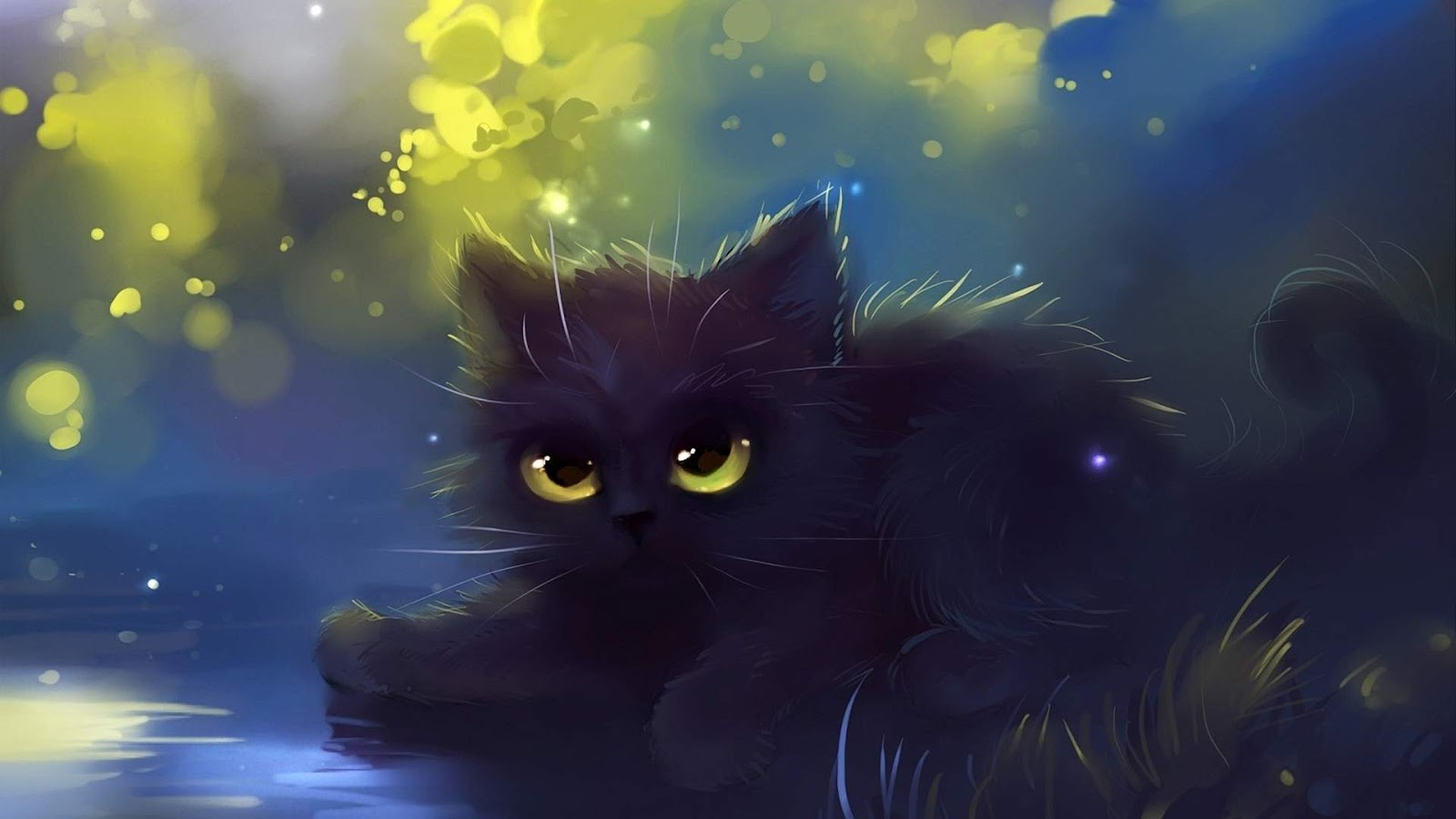 Cat Wallpaper 1920x1080 High Quality Desktop Iphone And Android