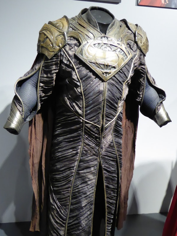 Jor-El Man of Steel film costume