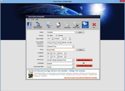 Download Astro-Vision LifeSign Mini 1.1.0.0 Offline Installer free