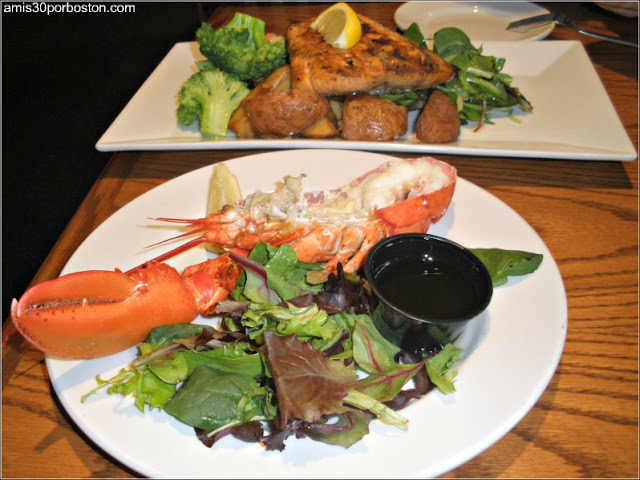 Ruta Gastronómica por Salem: Finz Seafood and Grill