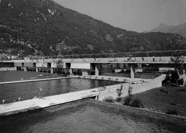 Hidden Architecture Bellinzona Bathhouse