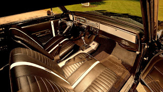 1967 Chevrolet Nova SS Dashboard
