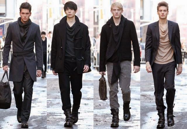 Tren Fashion untuk Cowok Kurus