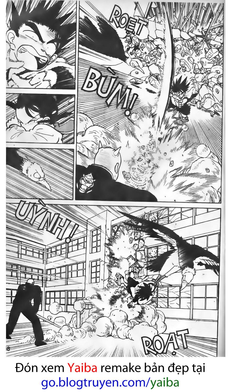 Yaiba chap 12 trang 9