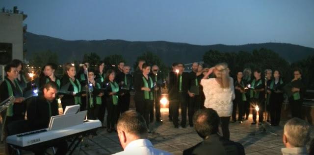 """Με επιτυχία η 4η εκδήλωση της χορωδίας ενηλίκων του Πολιτιστικού και Κοινωνικού Συλλόγου Ηγουμενίτσας """"Ρένα Κώτσιου"""" (+ΒΙΝΤΕΟ)"""
