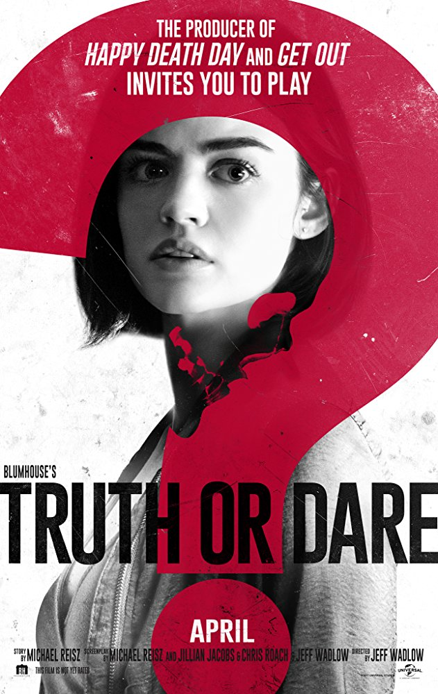 Trailers: Blumhouse's Upcoming Horror Film Truth Or Dare