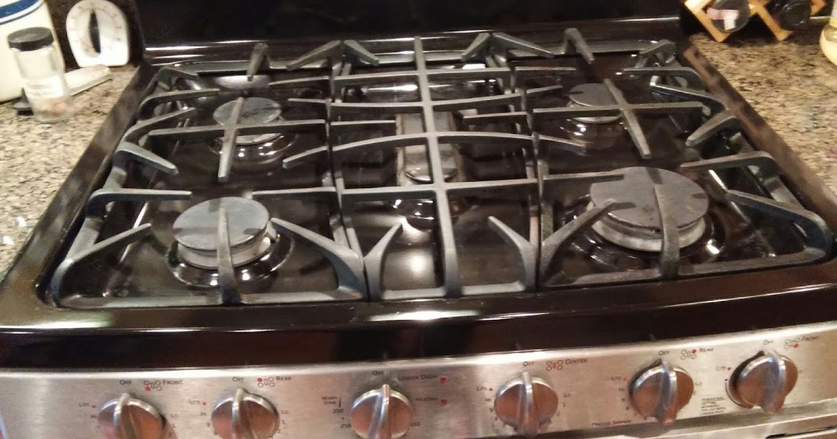 Cleaning Gas Oven Naturally