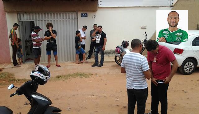 Família diz que jogador maranhense Ananias deve ser sepultado em São Luís