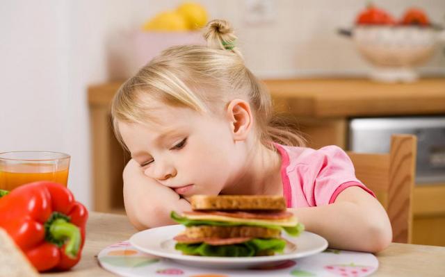 Mengatasi Anak Yang Kurang Nafsu Makan