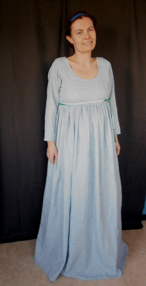 Eva\'s historical costuming blog: A Northern Italian cotton gown from ...