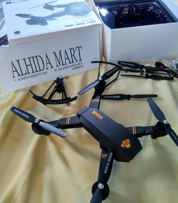 Visuo XS809HW Drone Murah - Facebook