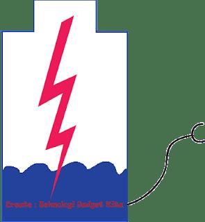 Baterai Lama Penuhnya Saat di Cas