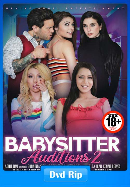 18+ Babysitter Auditions 2 720Ps 700MB HDRip Movie x264 Download