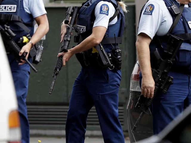 Pasca Terror 2 Masjid di Christchurc, Polisi Waspadai Serangan Lanjutan di Dunedin