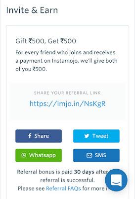 Instamojo-invite-and-earn