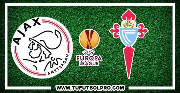 Ver Ajax vs Celta de Vigo EN VIVO Por Internet Hoy 3 de Noviembre 2016