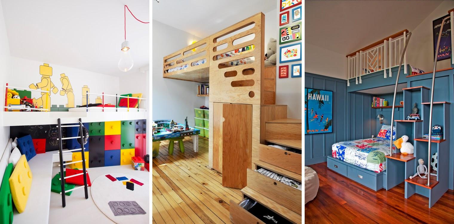 6 habitaciones infantiles muy originales m s chicos - Habitaciones infantiles originales ...