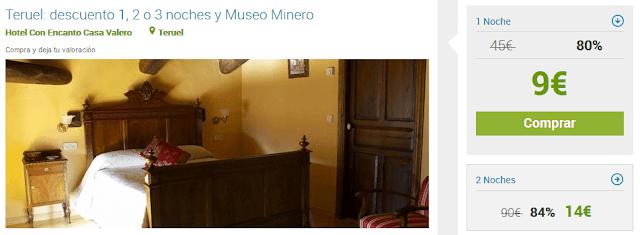Escapada a Teruel Museo Minero