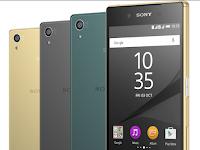 Harga Telefon Pintar Sony Xperia Z5 dan Spesifikasi 2017