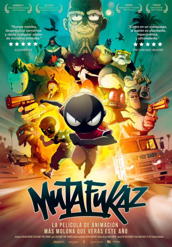 Mutafukaz - Mediatres Estudio