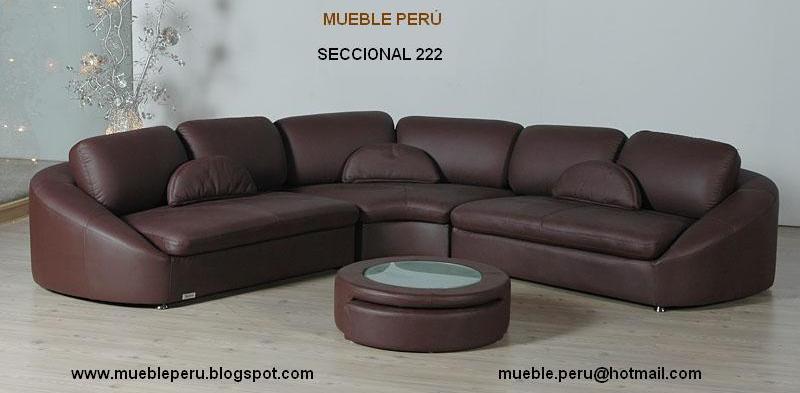 MUEBLES PEGASO: Catalogo: Muebles de Sala 3-2-1