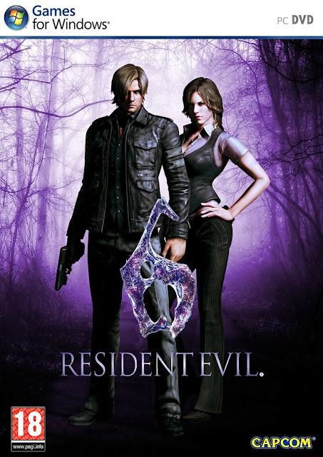 تحميل لعبة resident evil 6 للكمبيوتر تورنت