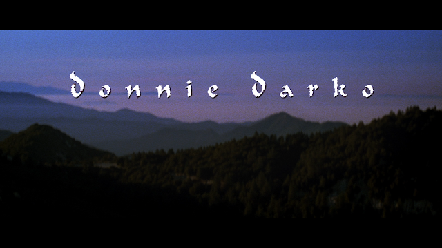 donnie darko title card