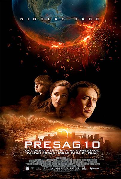 Presagio (HD 1080P y Español- Inglés 2009) poster box code