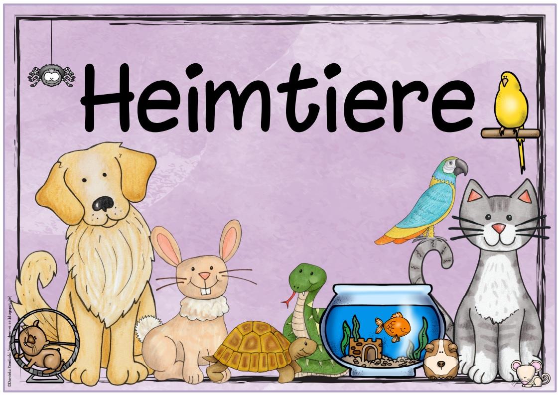 Ideenreise Blog Themenplakat Haustiereheimtiere