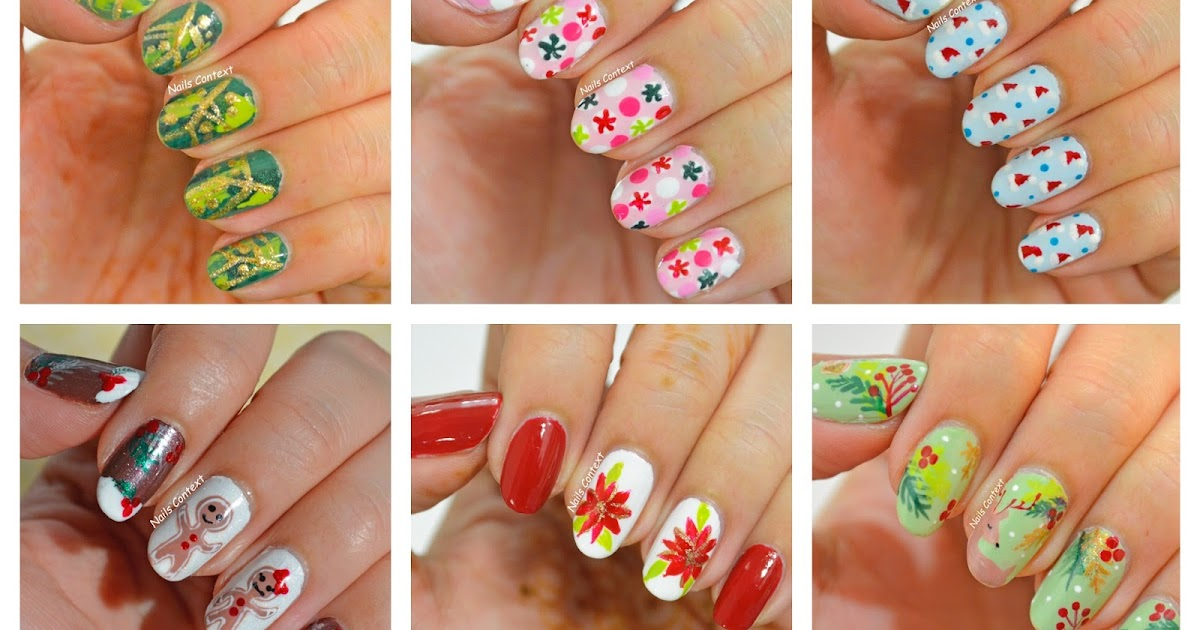 Nails Context Monthly Mani Favorites December 2016