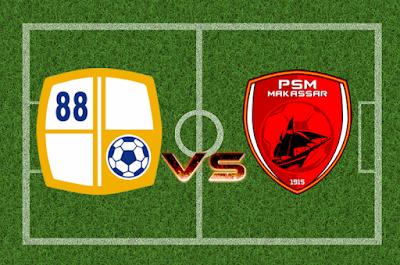 Prediksi bola Barito Putera vs PSM 29 Oktober