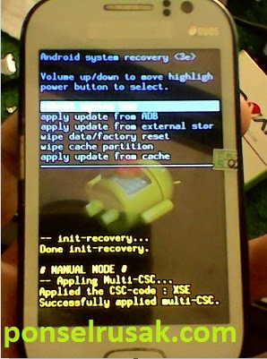 Stages to enter mode cwm recovery without pc to restore settings samsung fame here.