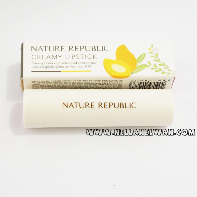 nature republic creamy lipstick review nellanelwan