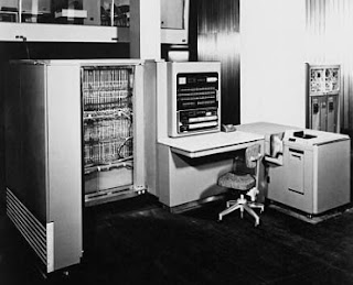 IBM-701-First-generation-computer