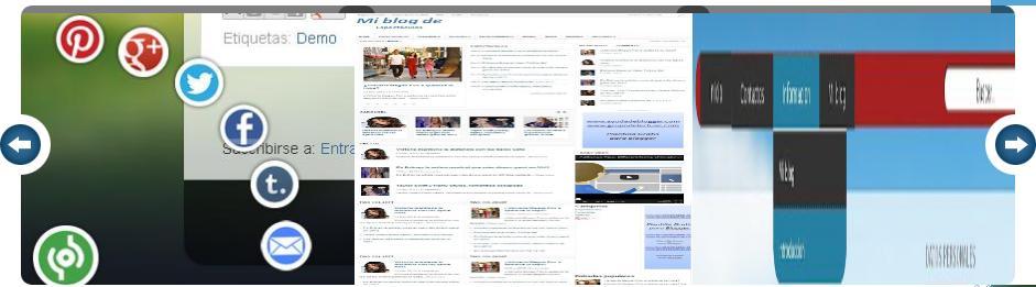 Como crear un Slideshow manual para mi blog de blogger