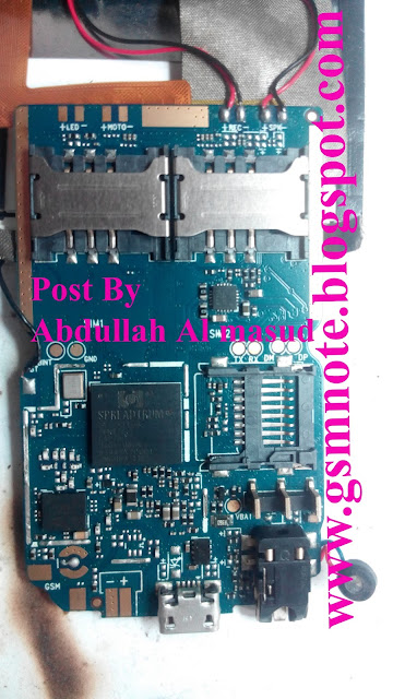 Peace PP2  Motherboard Information