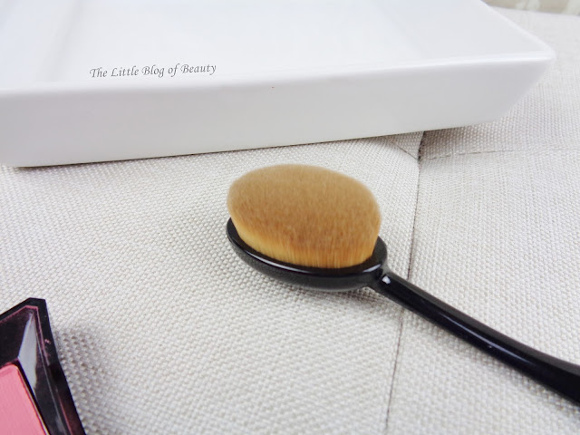 PS...Pro blending make-up brush