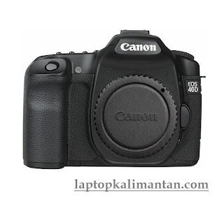 Jual Kamera Canon 40D Bekas di Kalimantan