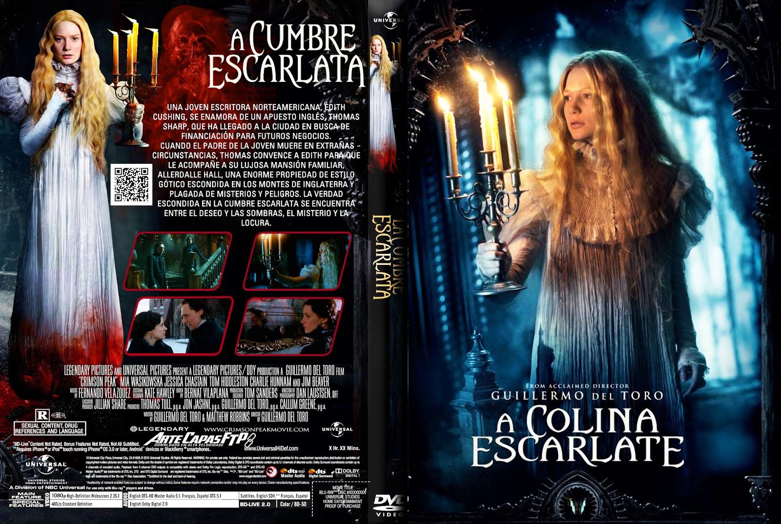 A Colina Escarlate DVD-R A 2BColina 2BEscarlate 2BDVD R 2B  2BXANDAO 2BDOWNLOAD