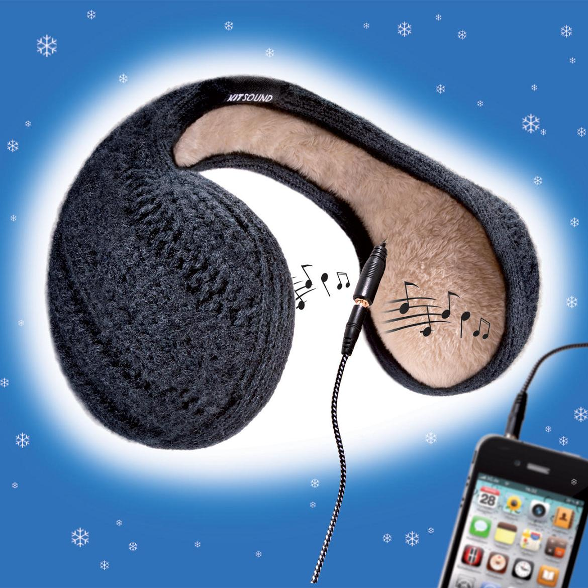 15 Creative Headphones and Unusual Earphones - Part 4.